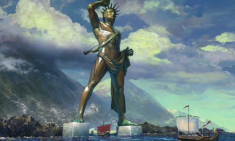 Finished colossus of rhodes.jpg